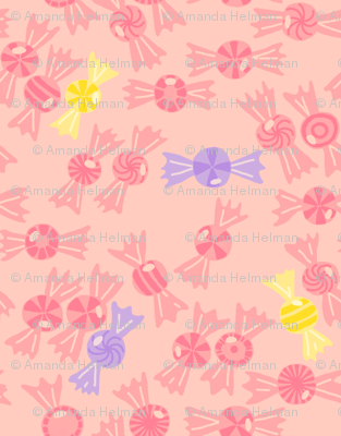 Tiny Shiny Toothsome Sweets