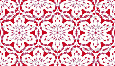 Snowflake_Lace_-Red