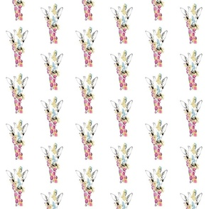 Giraffe multi colour