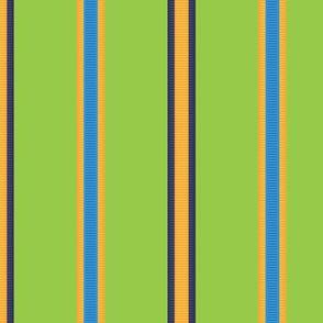 Medal Stripe - in power-up green