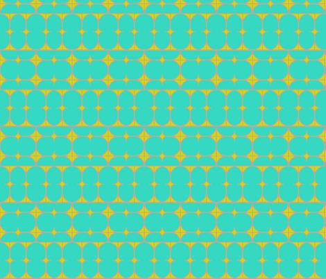Pillars Multicolor fabric by claudiaowen on Spoonflower - custom fabric
