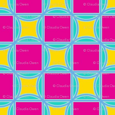 Tiles Multicolor