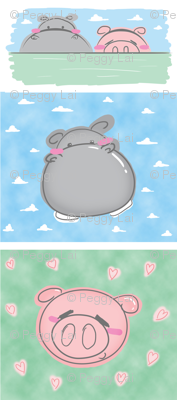 Spoonflowerpinkgreycushion_preview
