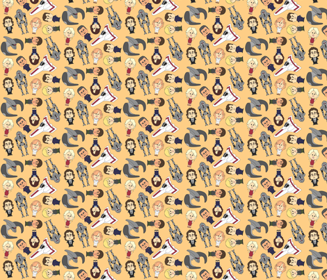 So Say We All fabric by saraholledesign on Spoonflower - custom fabric