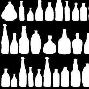 Bottles Black