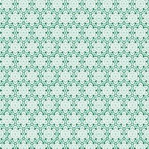Snowflake_Lace_-Green