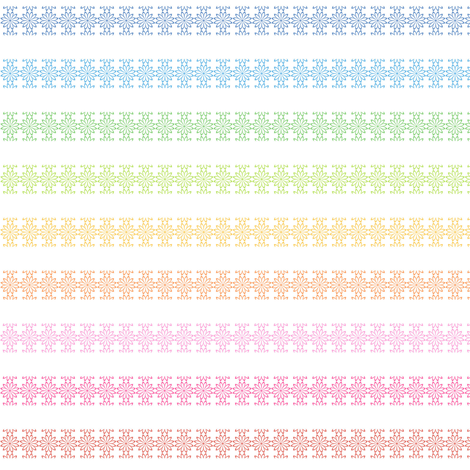 Washi Tape fabric by forest&sea on Spoonflower - custom fabric