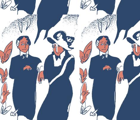 draft_1e fabric by luciamist on Spoonflower - custom fabric