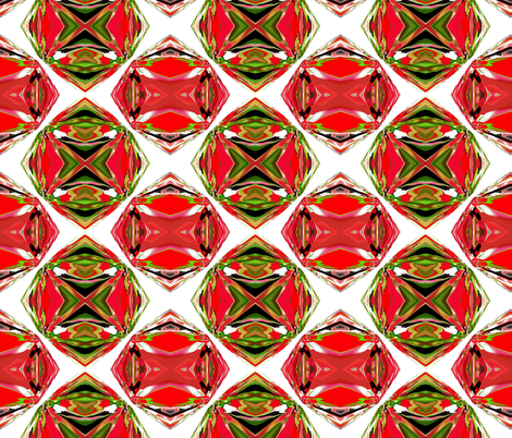 Jewels fabric by anniedeb on Spoonflower - custom fabric