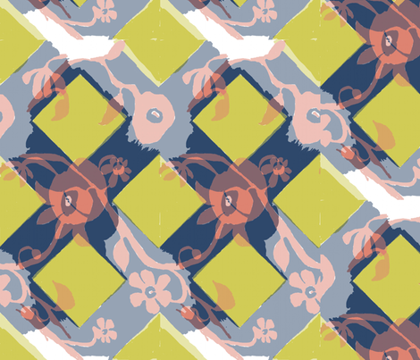 happy accident fabric by amordenti on Spoonflower - custom fabric