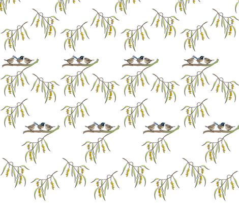 baby_wrens fabric by tat1 on Spoonflower - custom fabric