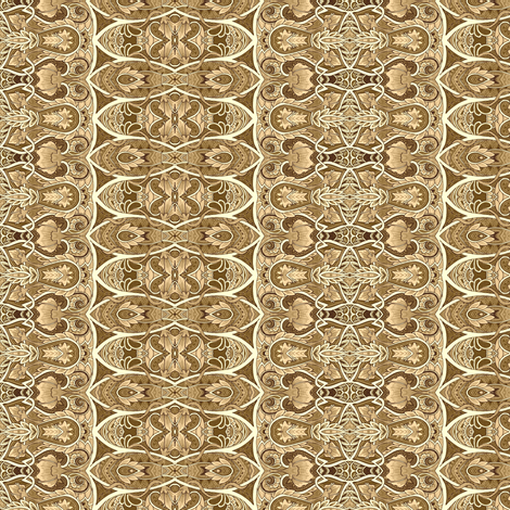 Just Like I Pictured fabric by edsel2084 on Spoonflower - custom fabric