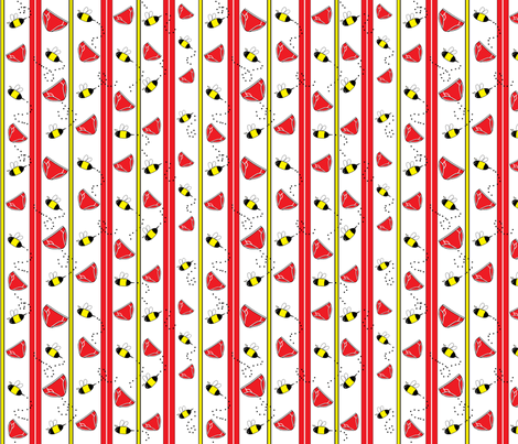 A Tribute to Red Pants fabric by timestitcher on Spoonflower - custom fabric