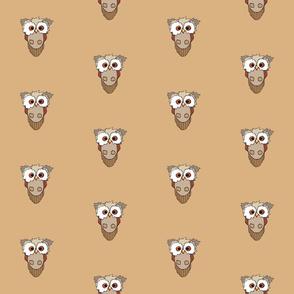 owl brown