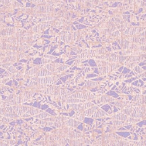 Soft Fern - lavender lace