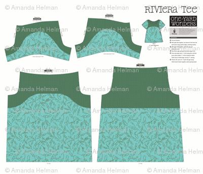 Kelp and Netting T-shirt
