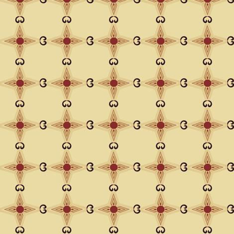 Diamond fabric by kirpa on Spoonflower - custom fabric