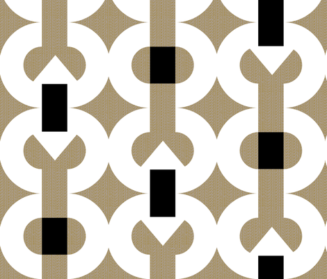 Mr. Fix It fabric by ottomanbrim on Spoonflower - custom fabric