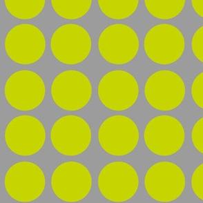 Gray and Citron Polkas