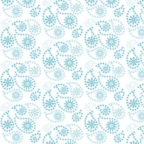 Snowflake-Paisley