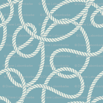 Rope Design from my Winter Beach Collection