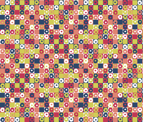 Matisse was here! fabric by susiprint on Spoonflower - custom fabric