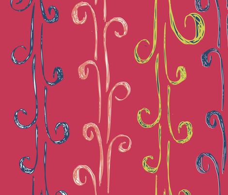 akkerman_mattise-01 fabric by hollyakkerman on Spoonflower - custom fabric