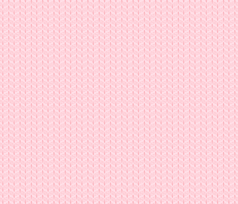 Pink Tail Feathers fabric by holly_helgeson on Spoonflower - custom fabric