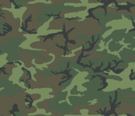 ERDL Lime Dominant Bleeding Edges fabric by ricraynor on Spoonflower - custom fabric