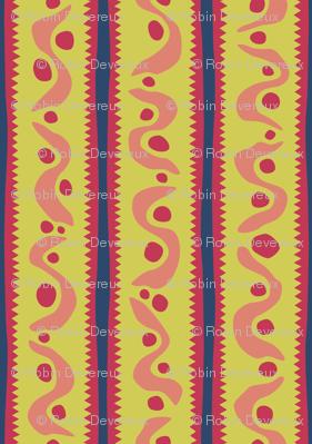 matisse ribbon stripe