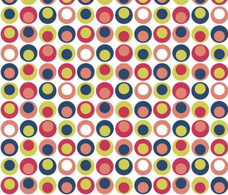 Matisse_Mod fabric by ghennah on Spoonflower - custom fabric