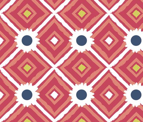 matisse inspired fabric fabric by zinniagirl on Spoonflower - custom fabric