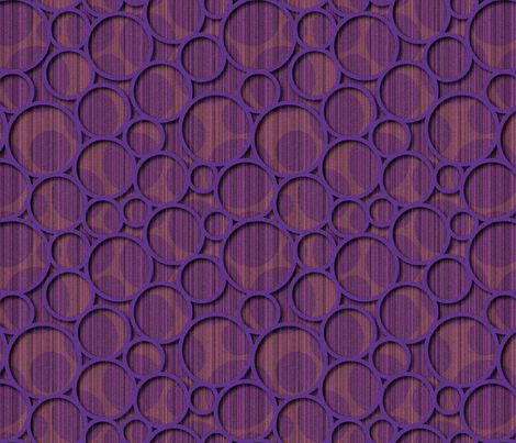 purplespots fabric by melhales on Spoonflower - custom fabric