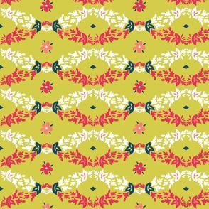 Matisse Inspired Textile Design