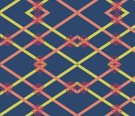 matisse fabric by aaffishface on Spoonflower - custom fabric