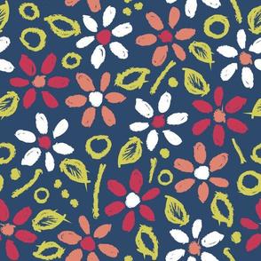 Modern Matisse Floral