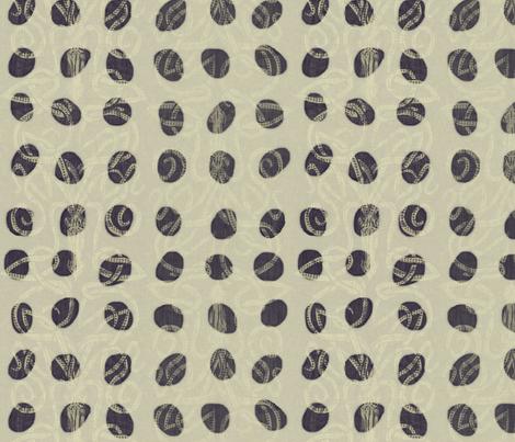 Polka Pods fabric by wren_leyland on Spoonflower - custom fabric