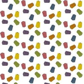 Yarn Cones - white (small)