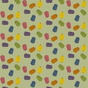 Yarn Cones - celery (small)