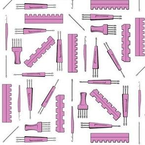 Tools - White