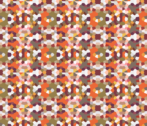 geofetti 4 fabric by nature_guild on Spoonflower - custom fabric
