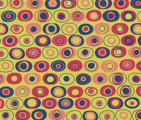 Matisse_Rocks_Paper_Scissors fabric by orangeblossomstudio on Spoonflower - custom fabric