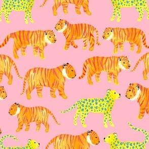 Pink Tigers