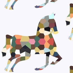geofetti horse