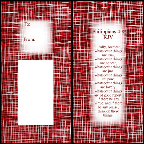 Gift_Tag_Red fabric by pd_frasure on Spoonflower - custom fabric