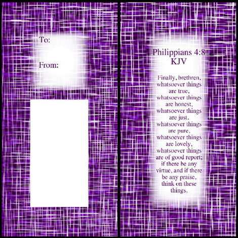 Gift_Tag_Purple fabric by pd_frasure on Spoonflower - custom fabric