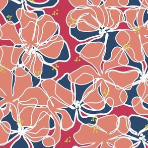 Faintly Floral