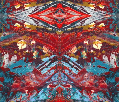 Comic Book Hero fabric by janet_antepara on Spoonflower - custom fabric