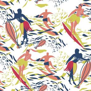 Matisse Surfers
