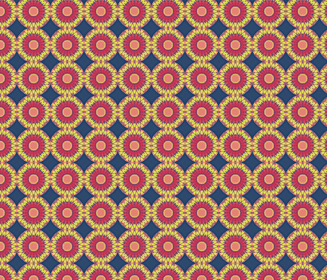 Matisse 2 fabric by dovetail_designs on Spoonflower - custom fabric